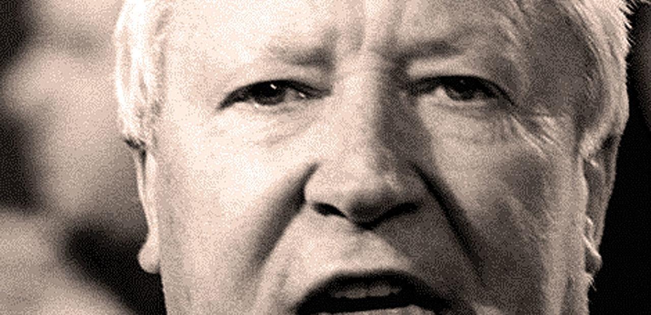 UK Prime Minister Edward Heath