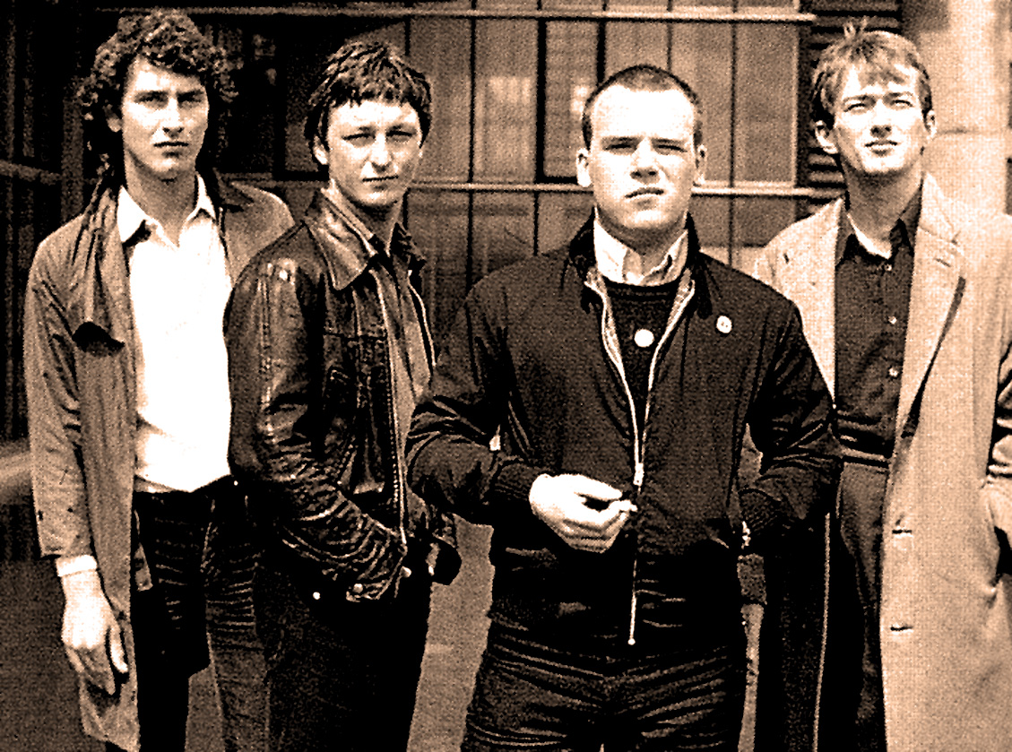 Gang Of Four – In Concert 1980 – Past Daily Soundbooth