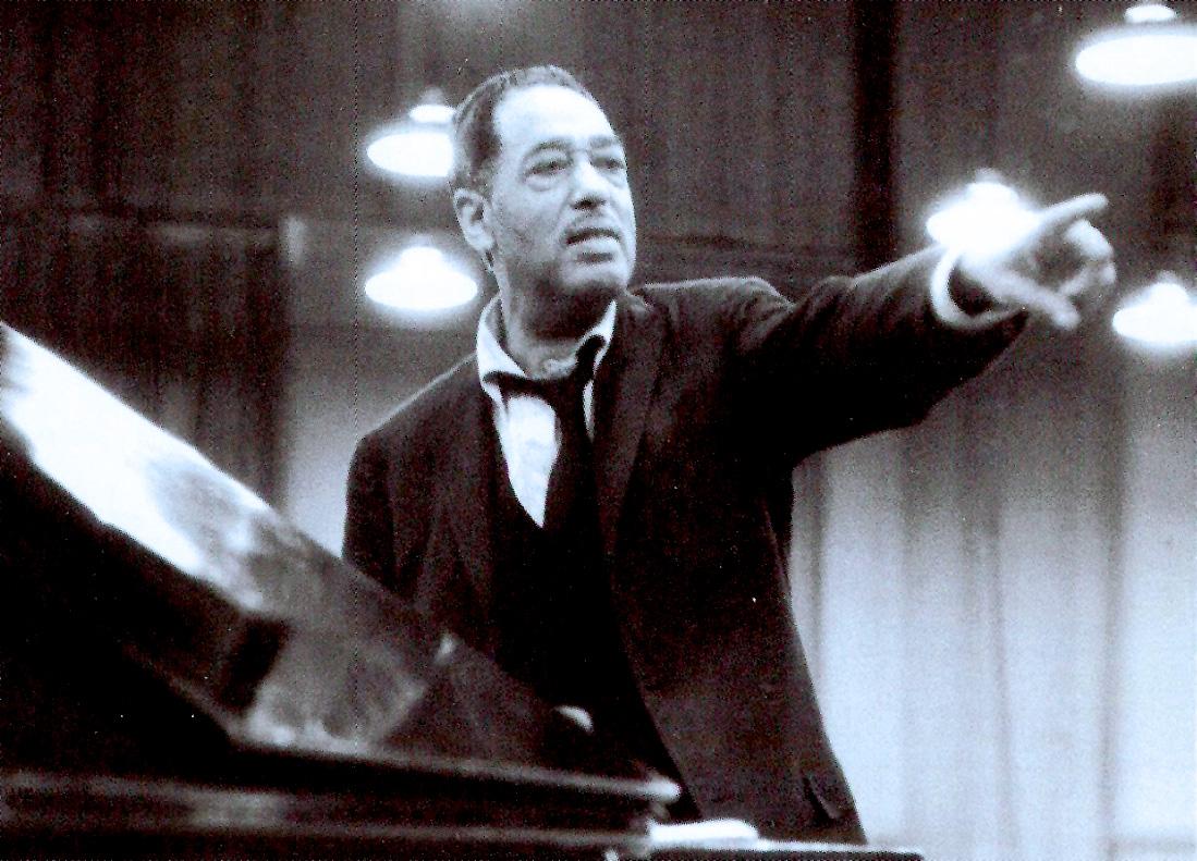 Duke Ellington – Live In Senegal 1966 – Past Daily Downbeat (Duke Ellington – Born: April 29, 1899)