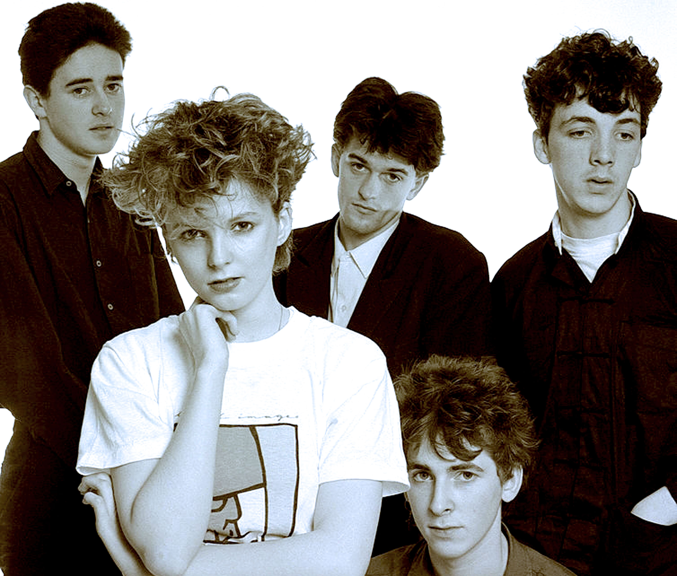 Altered Images In Session – 1980 – Past Daily Soundbooth
