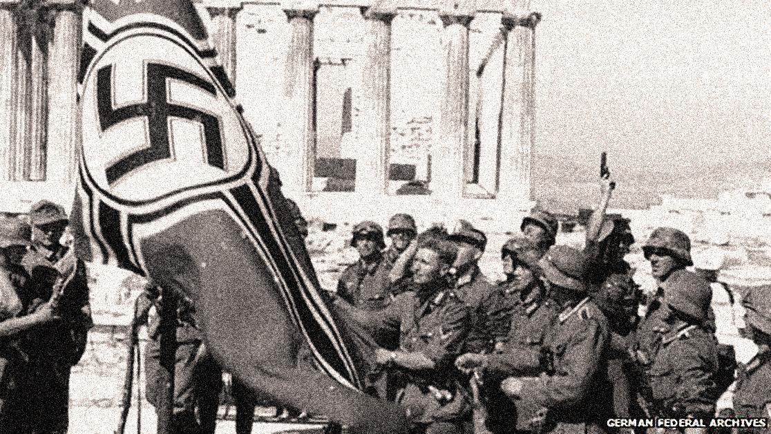 April 27, 1941 – Swastikas Over Athens
