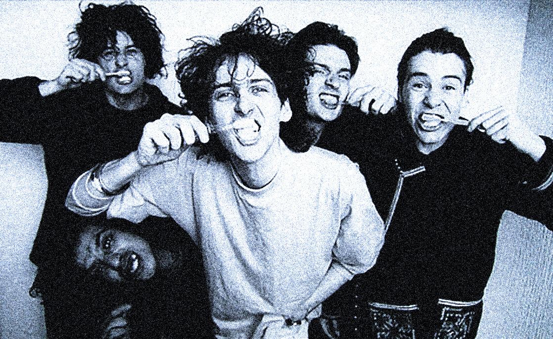 The Hollow Men – Live At Moles Club, Bath – 1991 – Past Daily Soundbooth