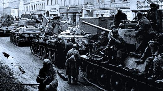 Berlin - April 26, 1945