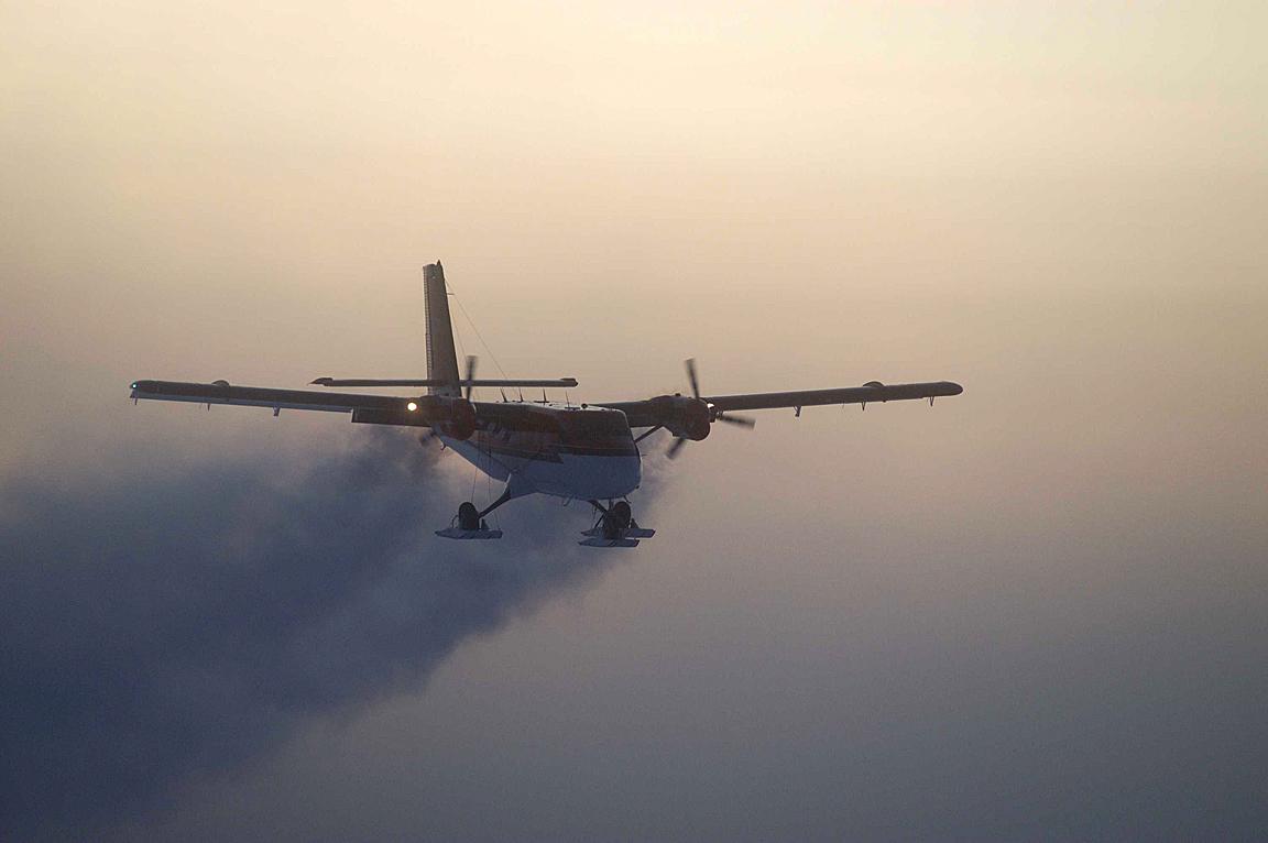 April 26, 2001 – A South Pole Rescue