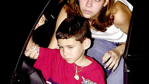 Elian Gonzalez and cousin