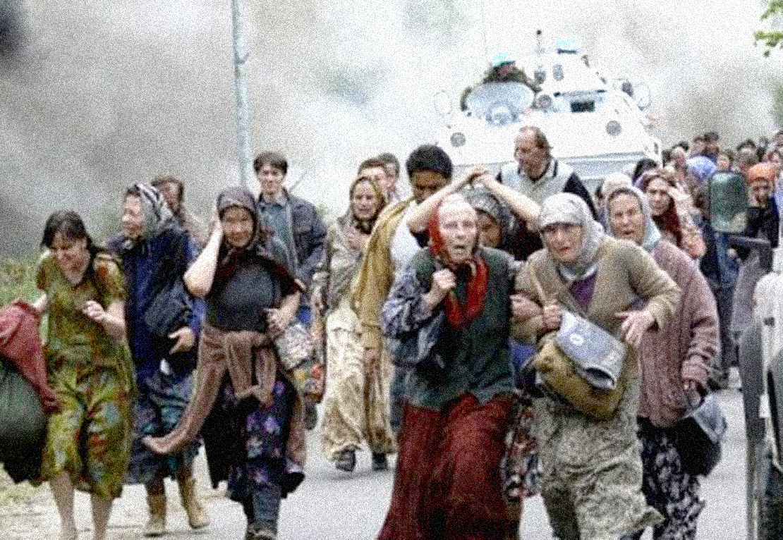 April 21, 1994 – The Living Hell Of Gorazde