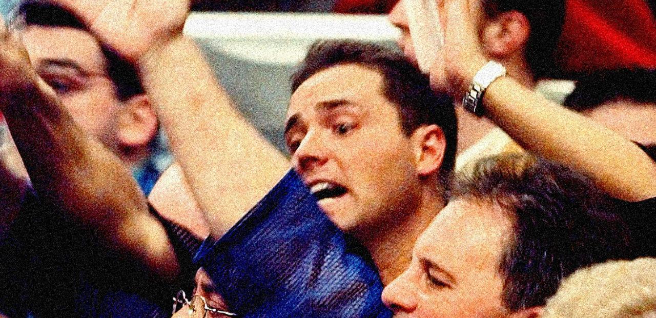 Wall Street rebound - April 18, 2000