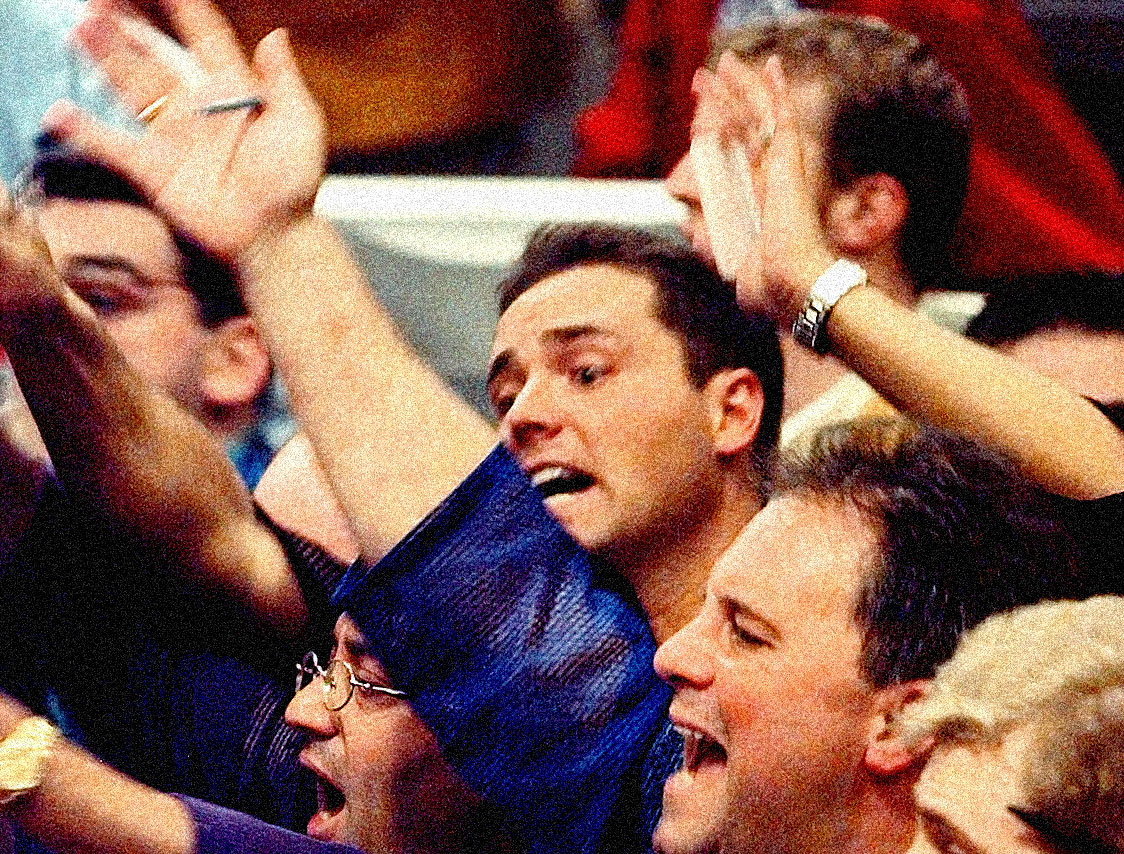 April 18, 2000 – A Wall Street Feeding Frenzy