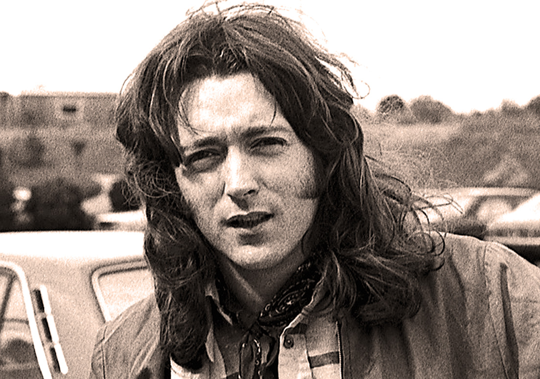 Rory Gallagher In Session – 1973 – Past Daily Soundbooth