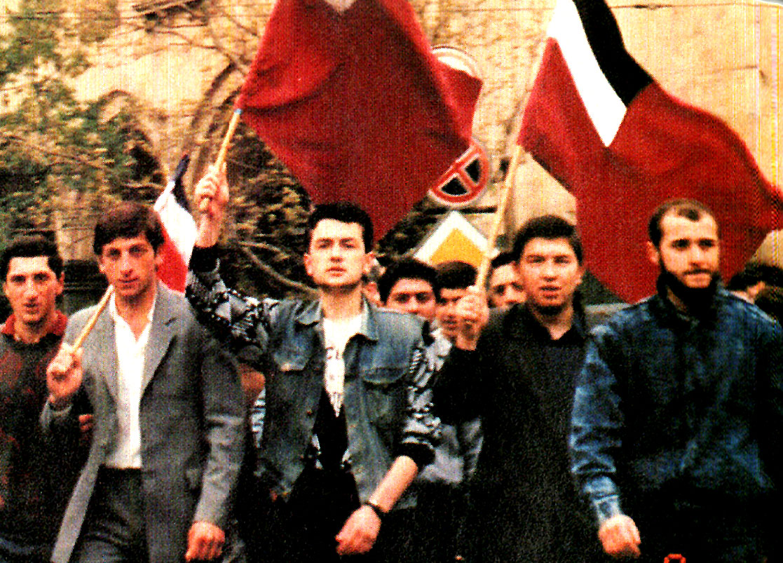 April 10, 1989 – Day Of Rising Demands – Soviet Georgia – Abortion Rights