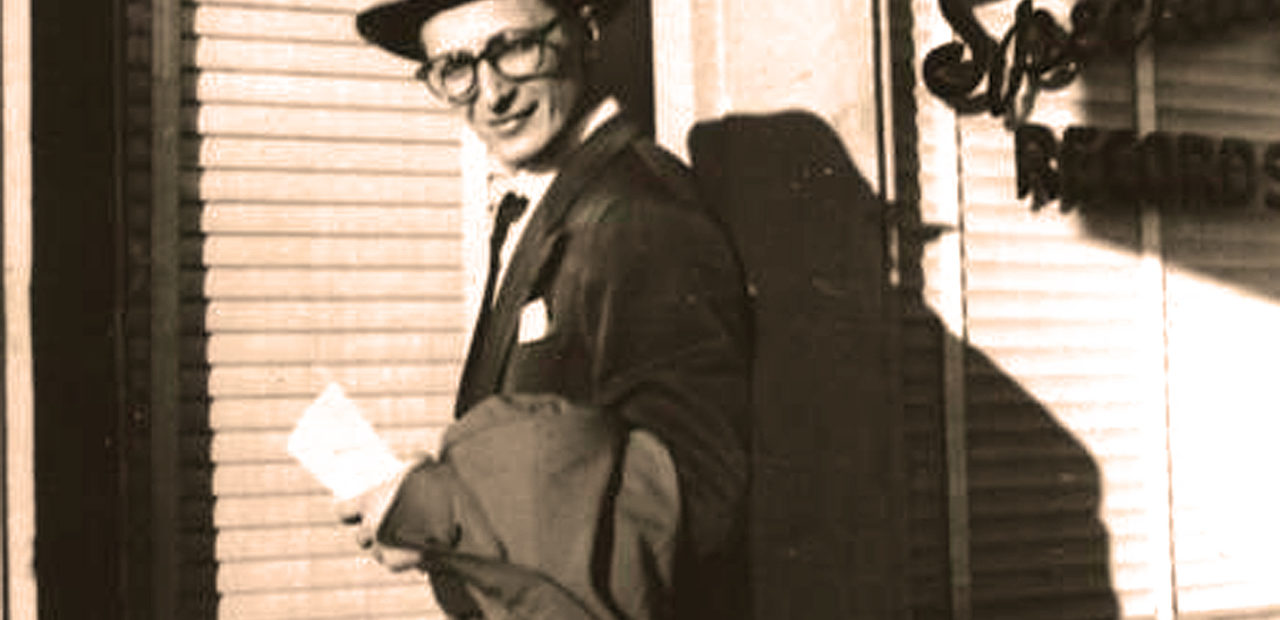 Art Rupe - Owner of Specialty Records