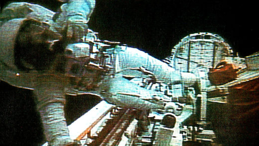 Challenger - Walk in Space - April 7, 1983