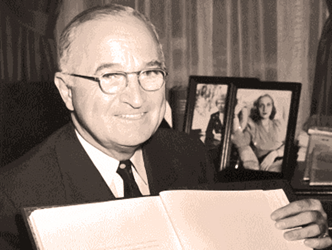Truman Signs The NATO Pact – April 4, 1949 -Past Daily Reference Room