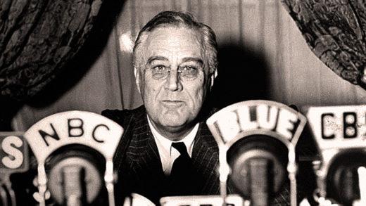 President Roosevelt - 1941