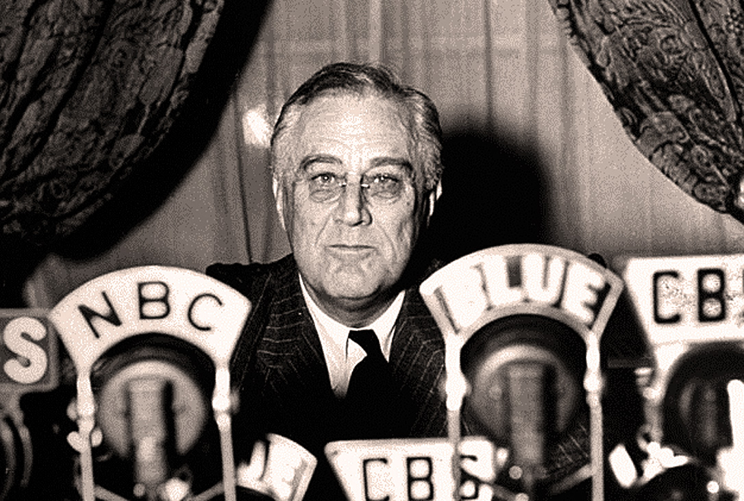 May 27, 1941 – A Fireside Chat At The Brink Of War – FDR And The National Emergency