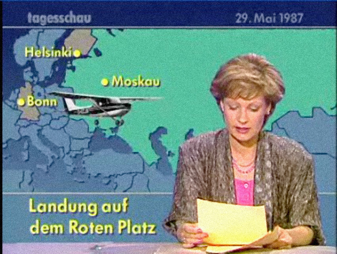 May 31, 1987 – A Cessna Lands In Red Square – An Air Of Dirty Laundry In Public – End Of A Two-Year Nightmare