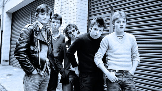 The Undertones In Concert 1980