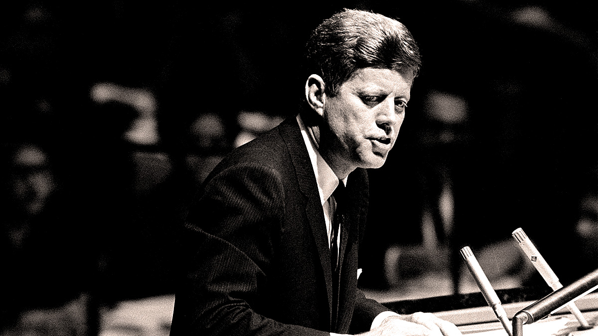 John F. Kennedy Addresses The Veterans Of Foreign Wars – 1960 – Memorial Day