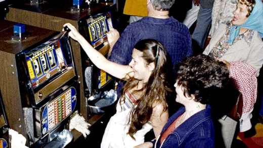 First day of gambling in Atlantic City 1978