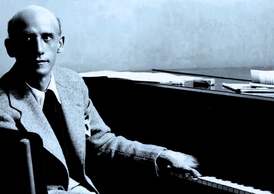 Dimitri Mitropoulos And The N.Y. Philharmonic Play Music Of Prokofiev – 1943 – Past Daily Weekend Gramophone