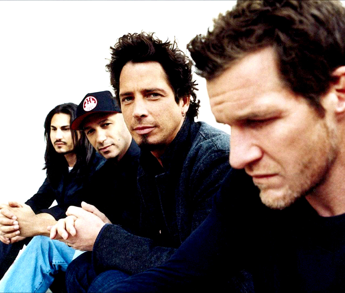 Audioslave – Live At Hultsfred Festival, Sweden 2003 – Past Daily Backstage Weekend