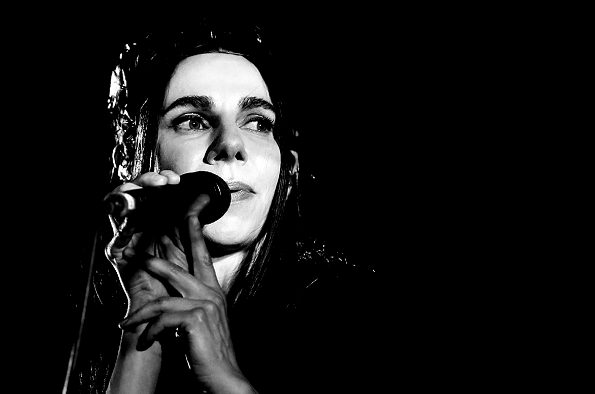 PJ Harvey In Concert From Gdynia Poland – 2016 – Past Daily Backstage Weekend