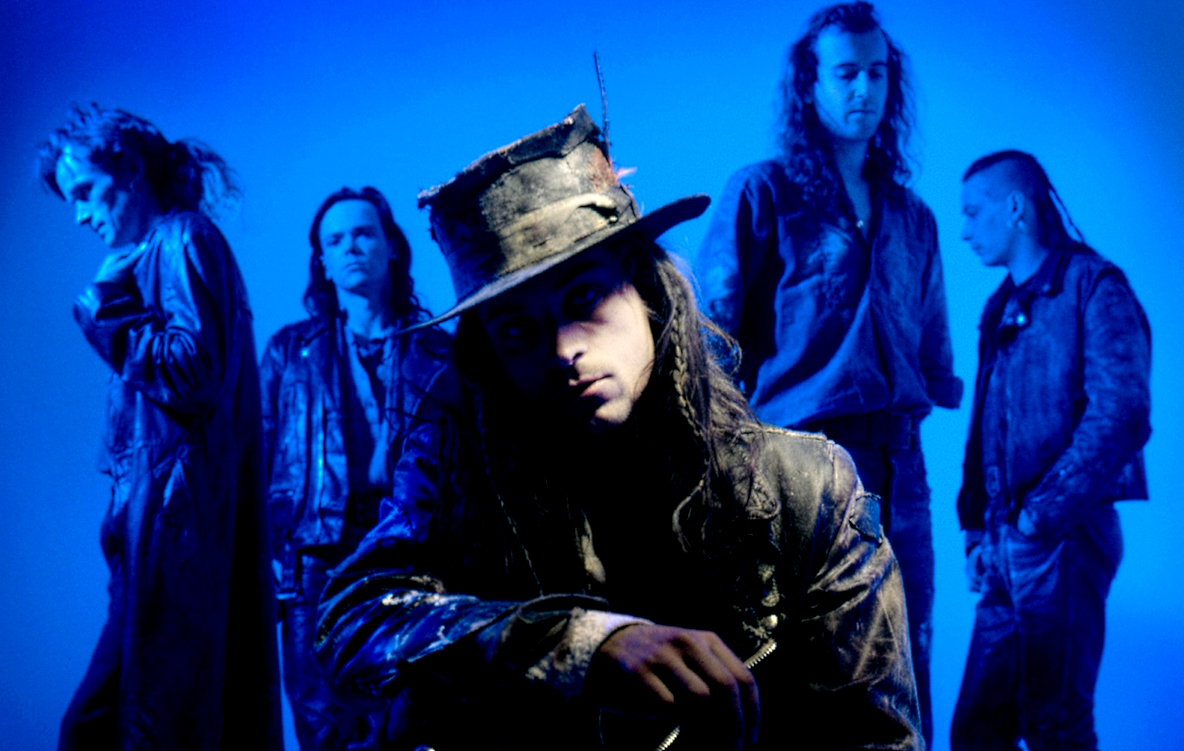 Fields Of The Nephilim – Live At Sheffield University – 1988 – Past Daily Soundbooth