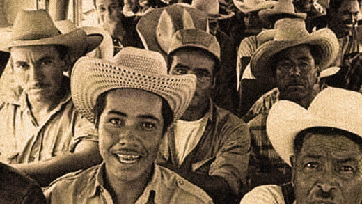 Chicano Field Workers - 1960