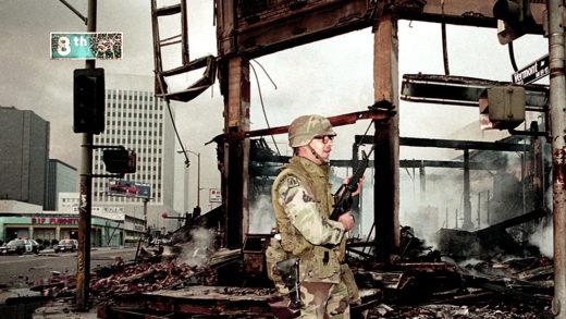 L.A. - May 2, 1992
