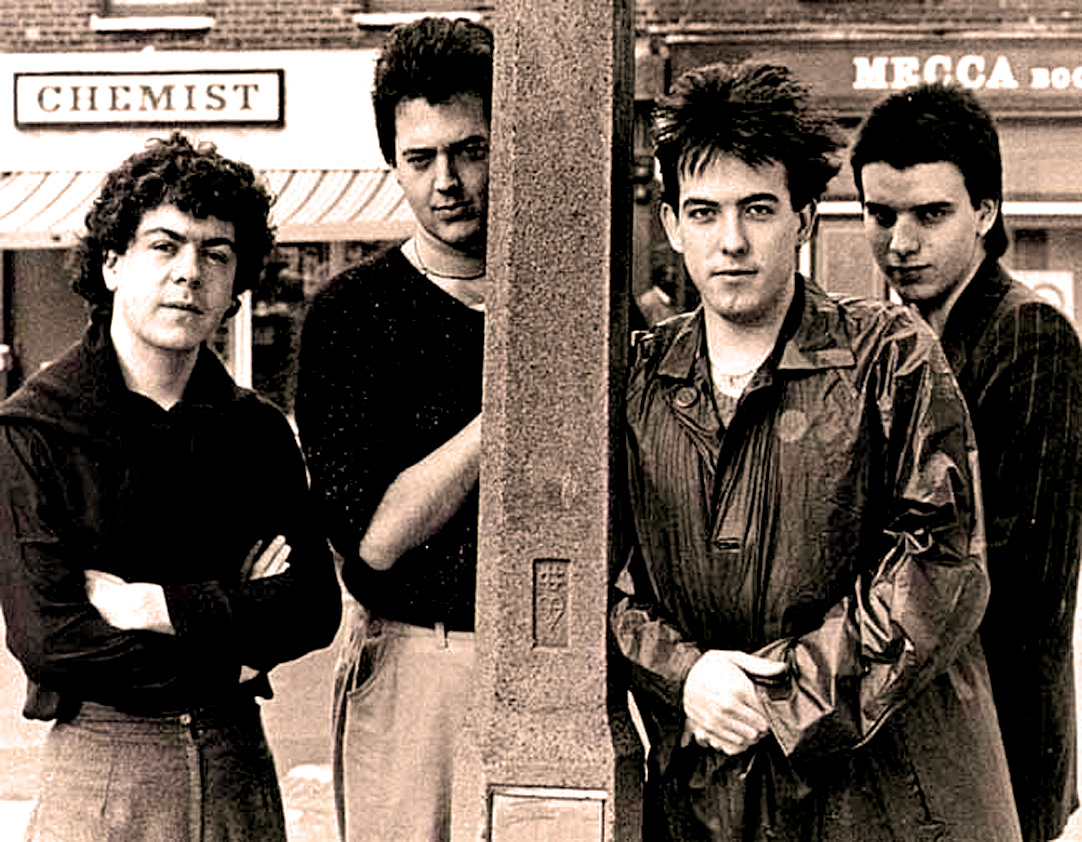 The Cure In Session – 1979 – Past Daily Soundbooth