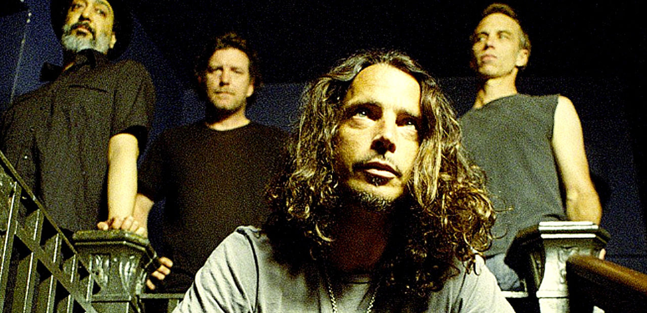Soundgarden - in session for Peel