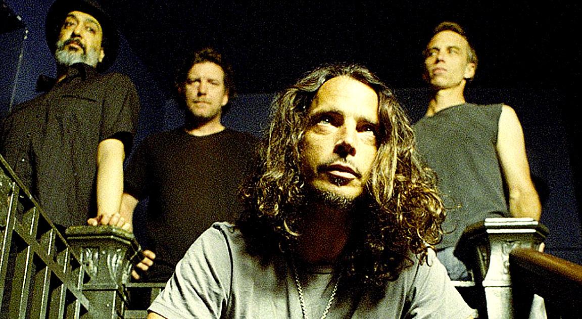 Soundgarden - in session for Peel