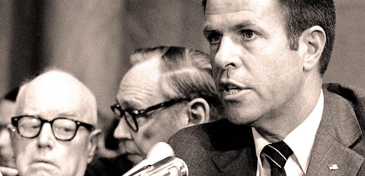 H.R. Haldeman - Watergate