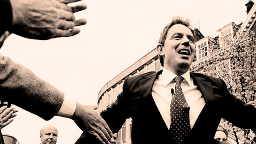 Tony Blair - British Elections 2001