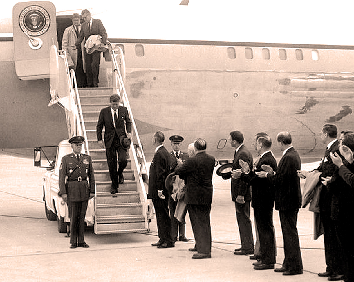 June 6, 1961 – President Kennedy Arrives Home From Europe
