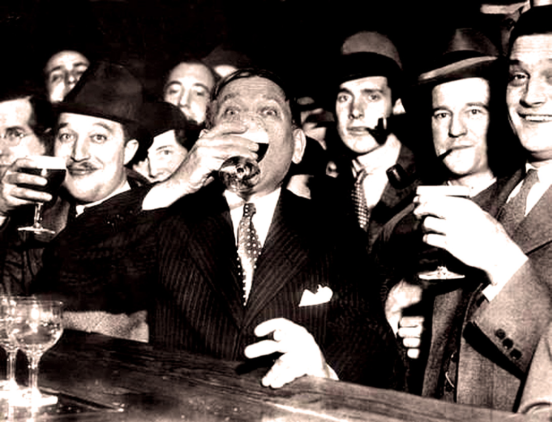 Bring Back Prohibition – Ethel Hubler And The National Voice – 1935