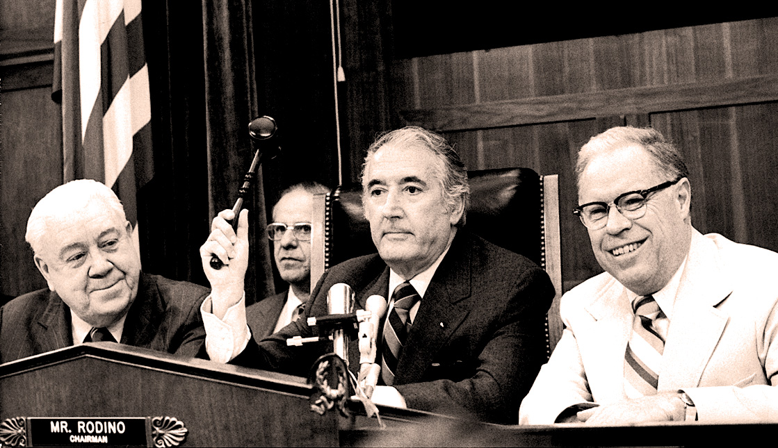 July 29, 1974 – Judiciary Impeachment Hearings: Day 5 – The Ayes Have It.