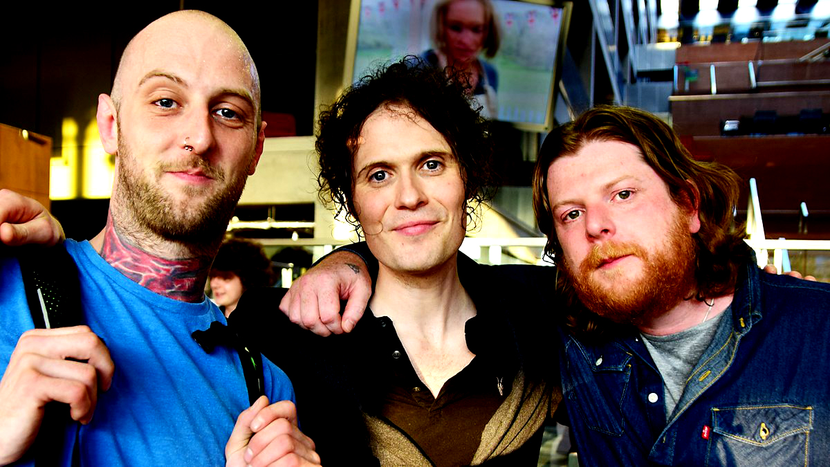 The Fratellis – Live At Reading 2008 – Past Daily Soundbooth