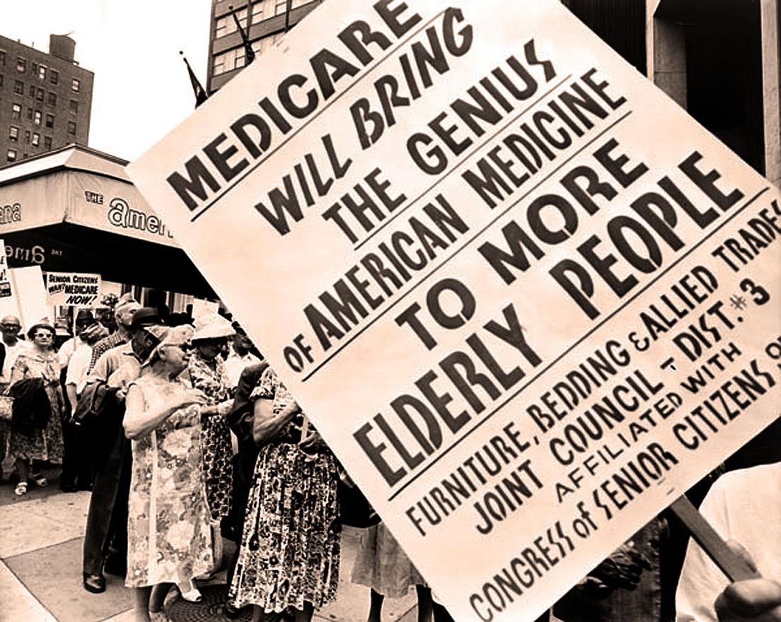 July 28-29, 1965 – A New Word In Our Lexicon: Medicare