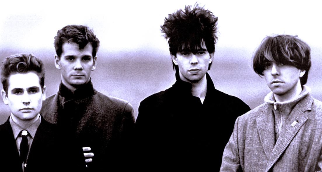 Echo & The Bunnymen In Concert 1988 – Past Daily Soundbooth