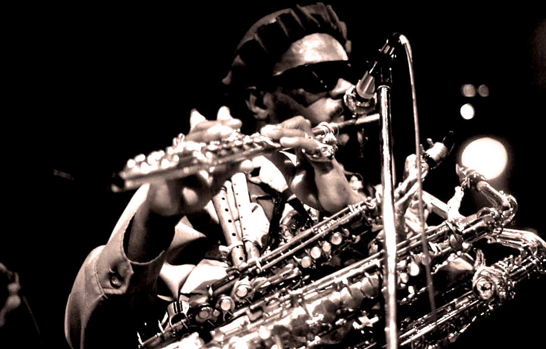 Rahsaan Roland Kirk In Session – In Interview – 1970 – Past Daily Downbeat