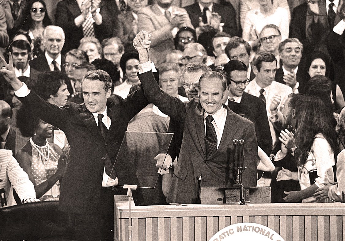 July 14, 1972 – The Name Is McGovern – The Name Is Eagleton