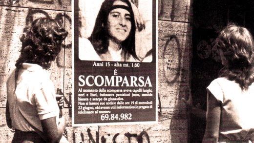 Emanuela Orlandi - missing poster