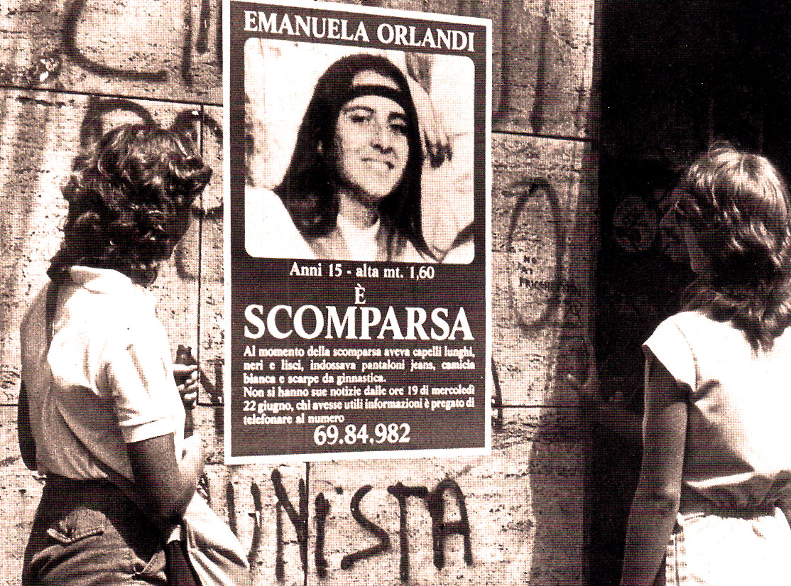 "July 11, 1983 – ""Don't Worry About Me – I Am Fine"" – Emanuela Orlandi Mystery"