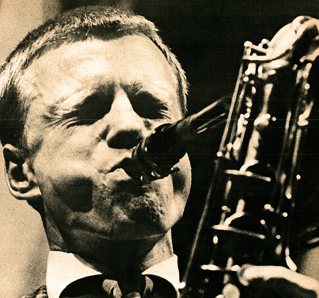 Gerry Mulligan In Concert From Leipzig 1995 – Past Daily Downbeat