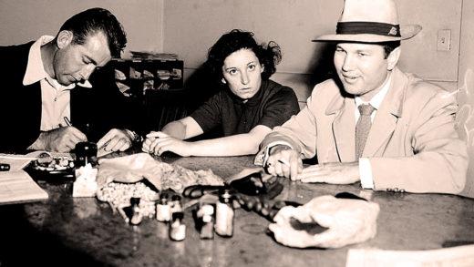 Drug Bust - L.A. 1951