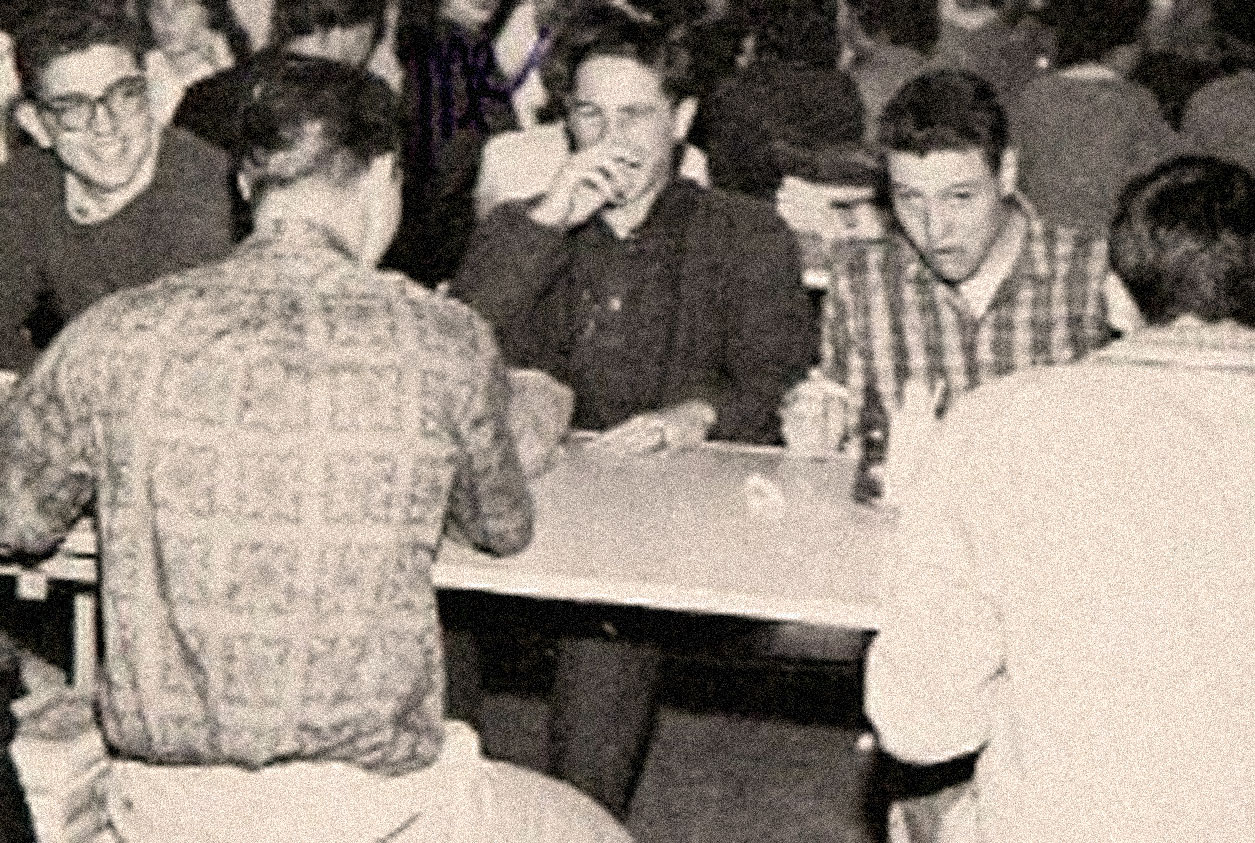 You're A Teenager – You're In San Francisco – It's April 1961 – It's Also Bobby Mitchell