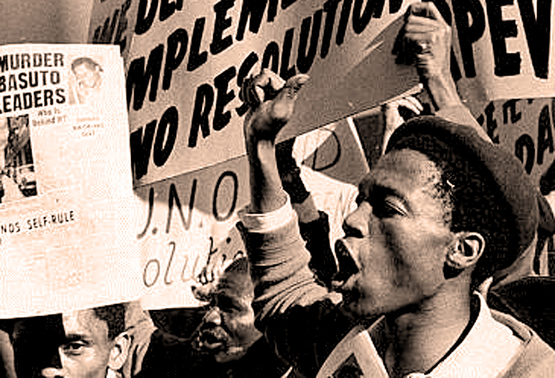 August 22, 1985 – Tragedy In Manchester – Protests In South Africa