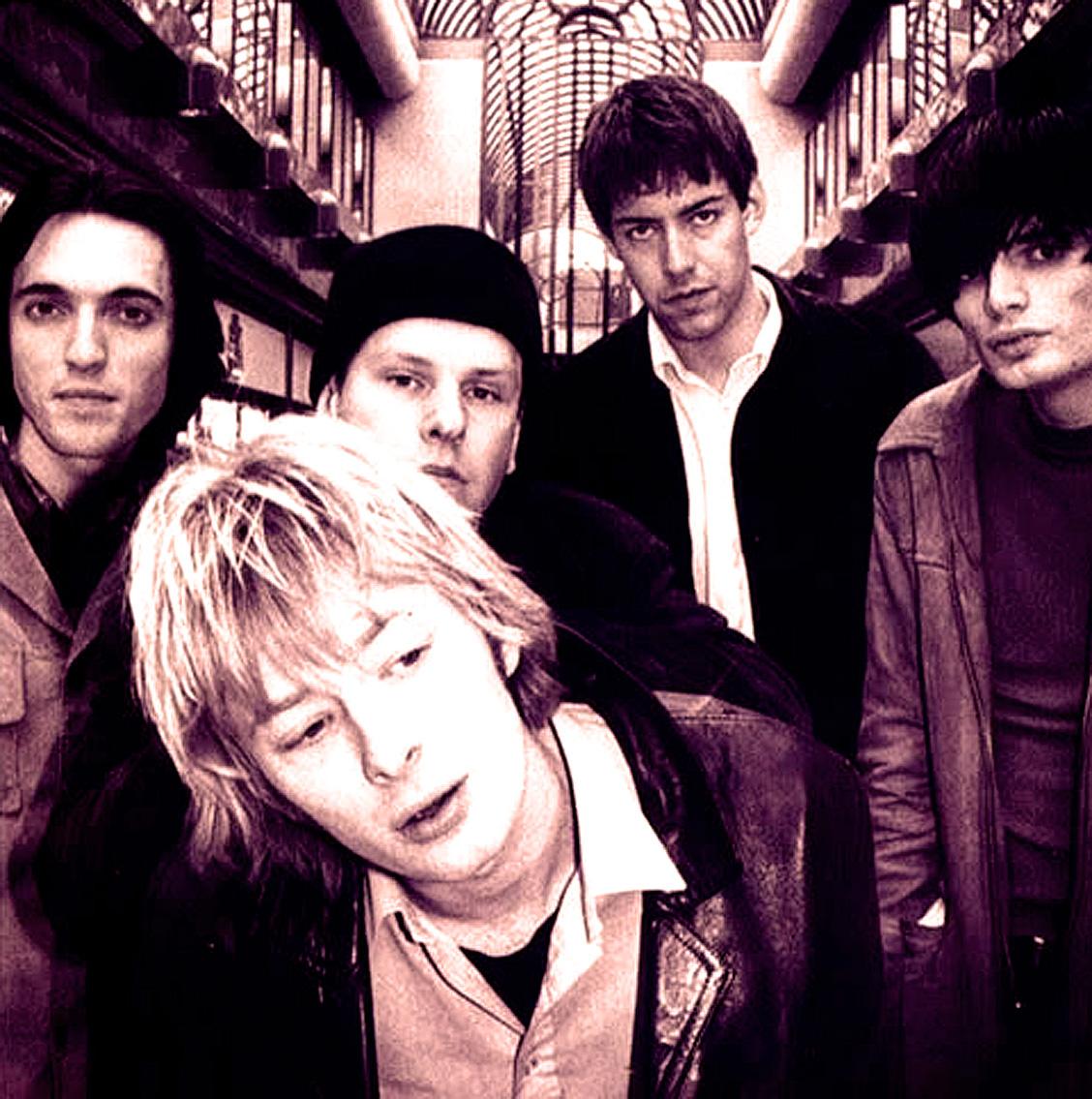 Radiohead – Live In Haarlem 1993 – Past Daily Soundbooth
