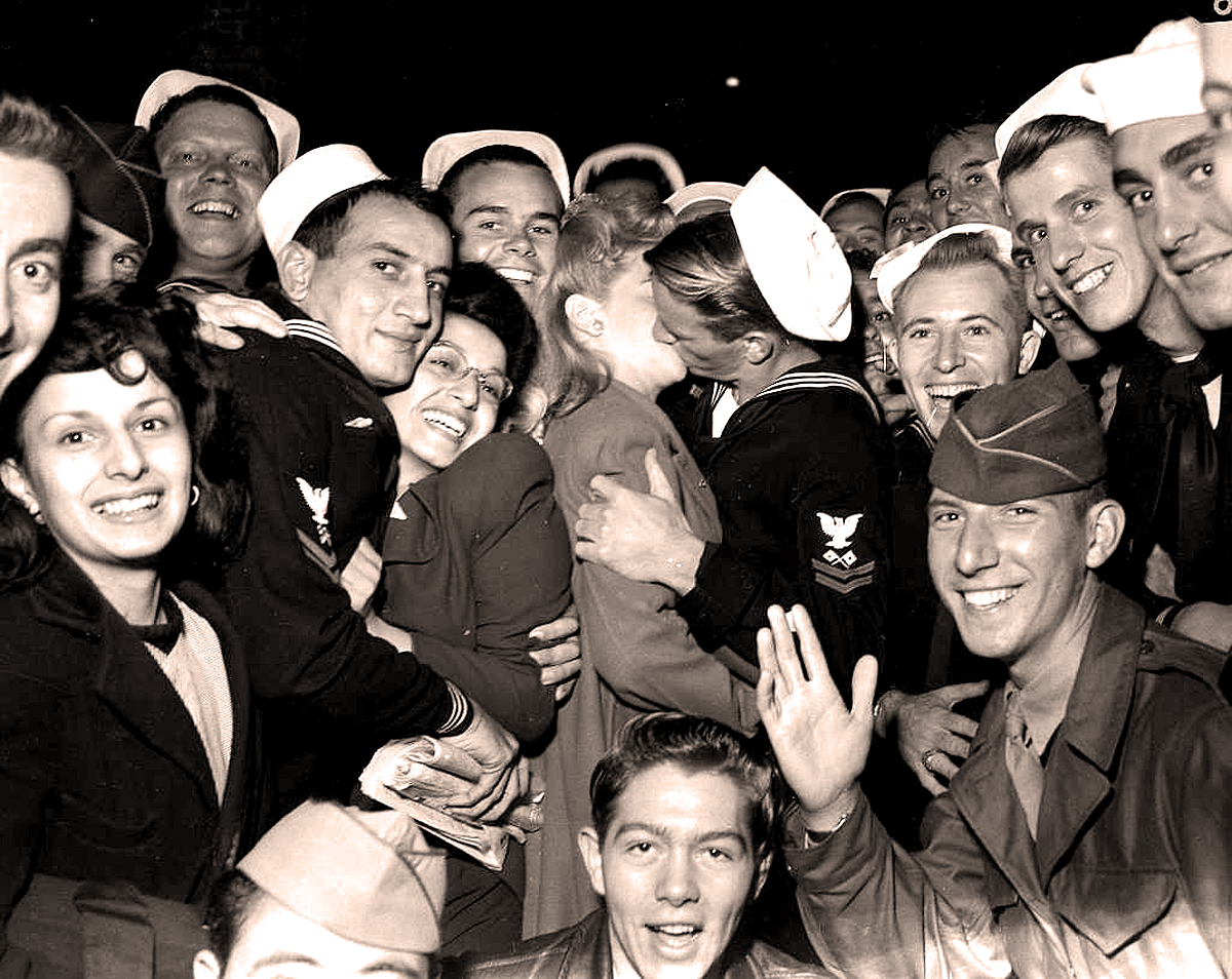 August 15, 1945 – VJ Day Keeps Going And Going And Going . . . .